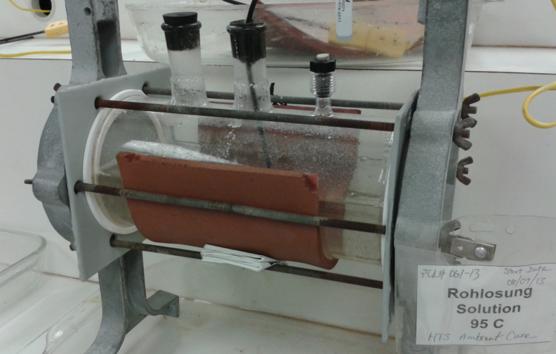 •Celda de Corrosión ASTM C868 – NACE TM 0174